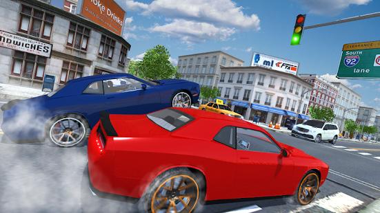 Muscle Car Challenger v2.3 screenshots 1
