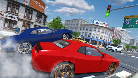 Muscle Car Challenger v2.3 screenshots 17