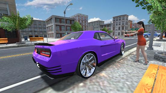 Muscle Car Challenger v2.3 screenshots 4