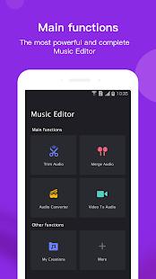 Music Editor v5.7.8 screenshots 1