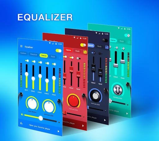 Music Equalizer – Bass Booster amp Volume Booster v1.5.2 screenshots 1