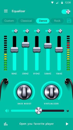 Music Equalizer – Bass Booster amp Volume Booster v1.5.2 screenshots 4
