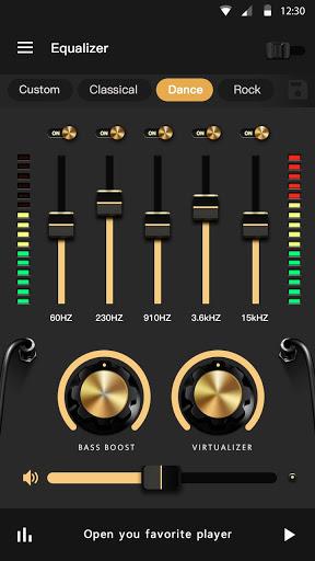 Music Equalizer – Bass Booster amp Volume Booster v1.5.2 screenshots 5