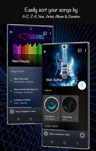 Music Player 2021 vv3.6.0 screenshots 4