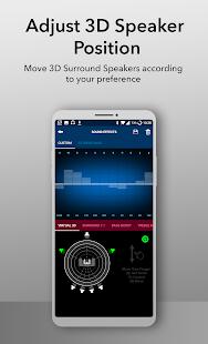 Music Player 3D Surround 7.1 FREE v2.0.71 screenshots 3