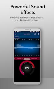 Music Player 3D Surround 7.1 FREE v2.0.71 screenshots 4