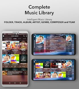 Music Player 3D Surround 7.1 FREE v2.0.71 screenshots 5