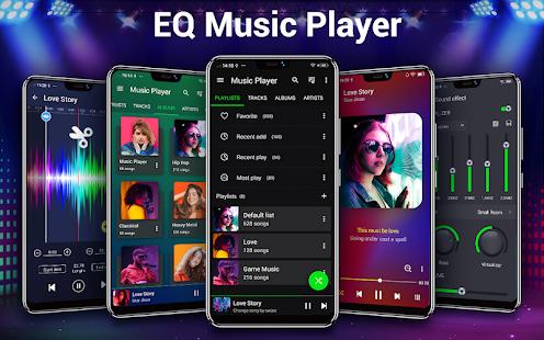 Music Player – Bass Booster – Free Download v2.0.7 screenshots 14