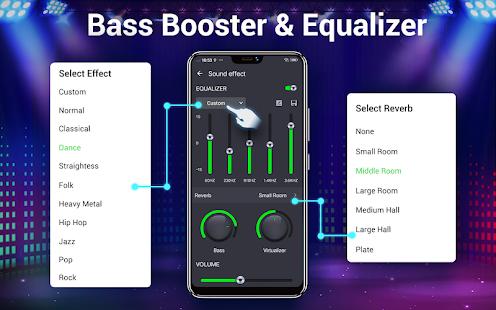 Music Player – Bass Booster – Free Download v2.0.7 screenshots 18