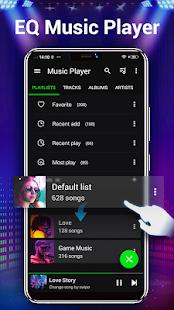 Music Player – Bass Booster – Free Download v2.0.7 screenshots 2