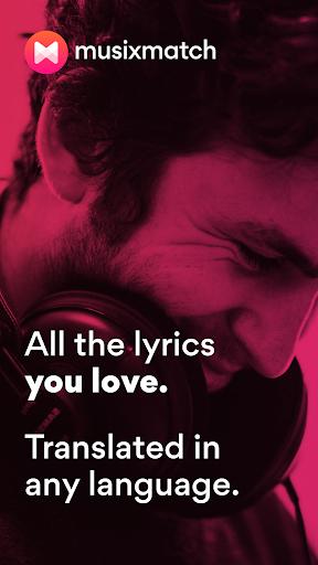 Musixmatch – Lyrics for your music v7.8.3 screenshots 1