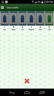 Muslim Taqvimi Prayer times v1.2.9 screenshots 5