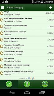 Muslim Taqvimi Prayer times v1.2.9 screenshots 6