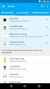My Cocktail Bar v2.3.1 screenshots 2