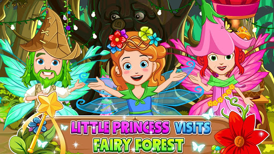 My Little Princess Magic Fairy – A Fairy Fantasy v screenshots 1