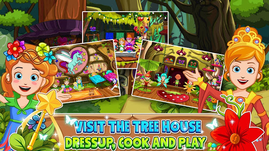 My Little Princess Magic Fairy – A Fairy Fantasy v screenshots 3