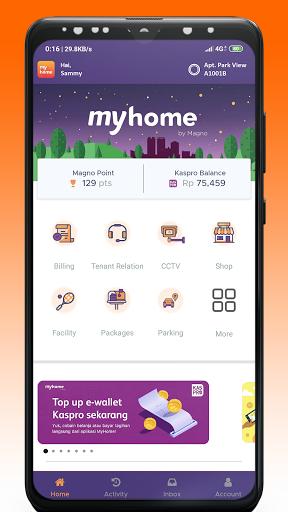 Myhome v1.2.6 screenshots 1