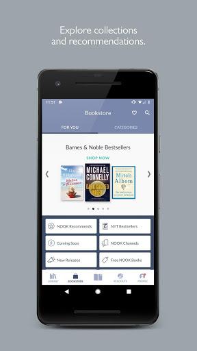 NOOK Read eBooks amp Magazines v5.5.0.20 screenshots 1