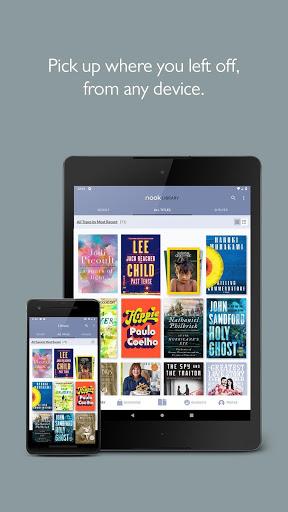 NOOK Read eBooks amp Magazines v5.5.0.20 screenshots 2