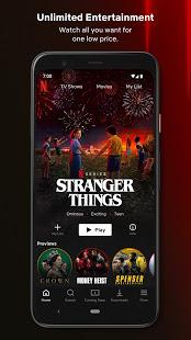 Netflix v7.112.0 build 7 35534 screenshots 1