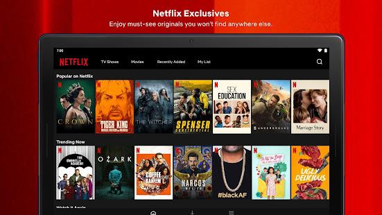 Netflix v7.112.0 build 7 35534 screenshots 10