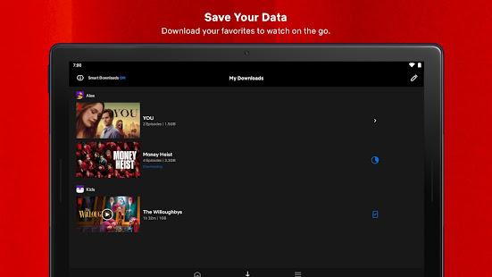 Netflix v7.112.0 build 7 35534 screenshots 11