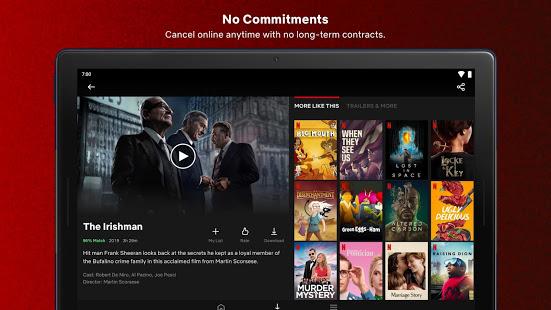 Netflix v7.112.0 build 7 35534 screenshots 13