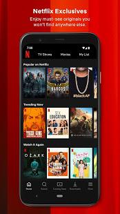 Netflix v7.112.0 build 7 35534 screenshots 2