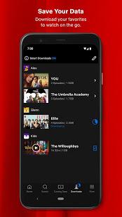 Netflix v7.112.0 build 7 35534 screenshots 3