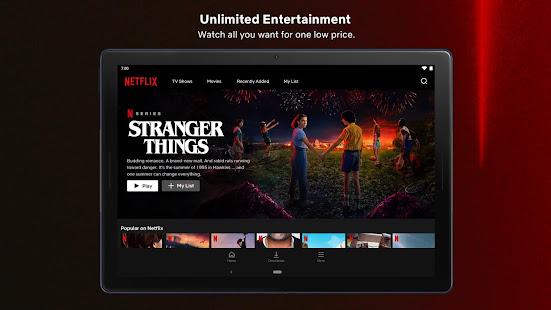 Netflix v7.112.0 build 7 35534 screenshots 9