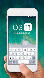 New OS11 Keyboard Theme v108.0 screenshots 2
