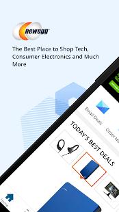 Newegg – Shop PC Parts Video Cards Tech amp More v5.28.0 screenshots 1