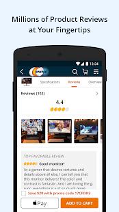 Newegg – Shop PC Parts Video Cards Tech amp More v5.28.0 screenshots 5
