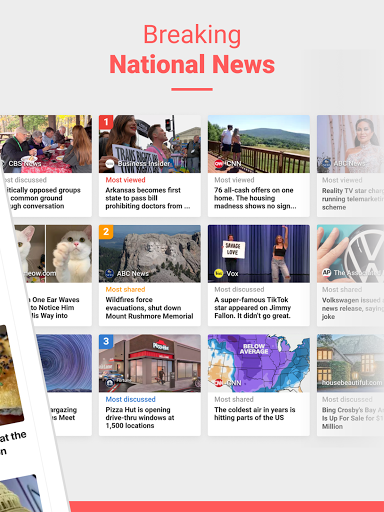NewsBreak Local News that Connects the Community v19.2.3 screenshots 10