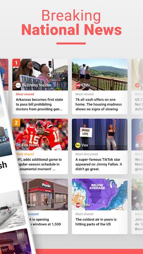 NewsBreak Local News that Connects the Community v19.2.3 screenshots 2