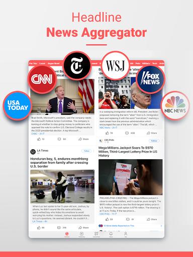 NewsBreak Local News that Connects the Community v19.2.3 screenshots 8