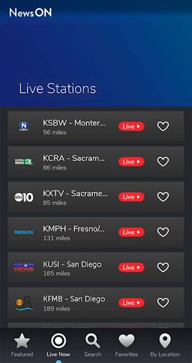 NewsON – Watch Local TV News v3.0.18 screenshots 2