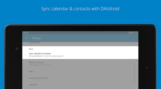 Nextcloud v3.16.1 screenshots 12