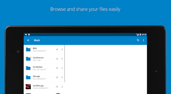 Nextcloud v3.16.1 screenshots 14