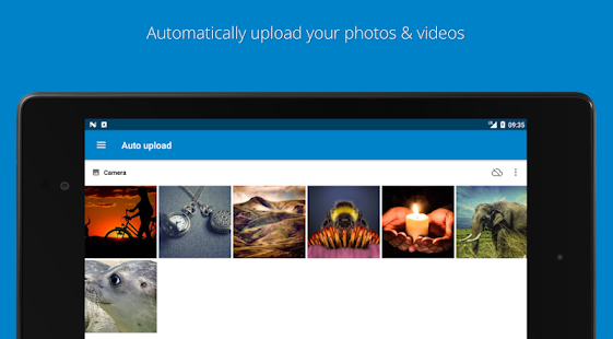 Nextcloud v3.16.1 screenshots 17