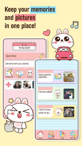 Niki Cute Diary App v4.2.9 screenshots 2
