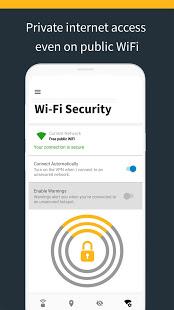 Norton Secure VPN Security amp Privacy WiFi Proxy v3.5.4.12385.de085e2 screenshots 2