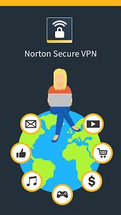 Norton Secure VPN Security amp Privacy WiFi Proxy v3.5.4.12385.de085e2 screenshots 6