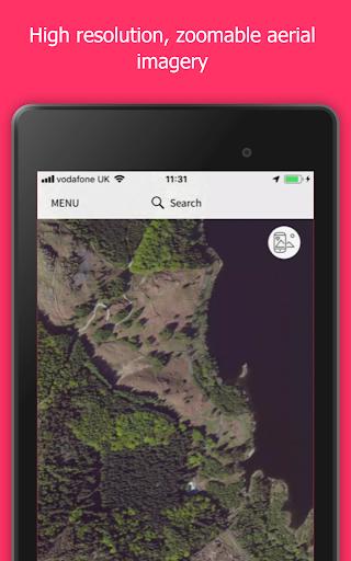 OS Maps Explore hiking trails amp walking routes v3.0.8.871 screenshots 12