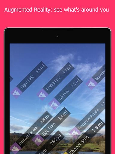 OS Maps Explore hiking trails amp walking routes v3.0.8.871 screenshots 15