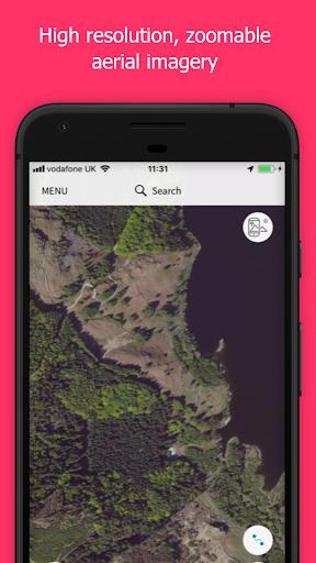 OS Maps Explore hiking trails amp walking routes v3.0.8.871 screenshots 4