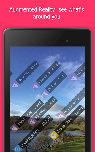 OS Maps Explore hiking trails amp walking routes v3.0.8.871 screenshots 7