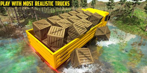 Offroad Driver Cargo Trucker v1.0.2 screenshots 2