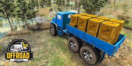 Offroad Driver Cargo Trucker v1.0.2 screenshots 4
