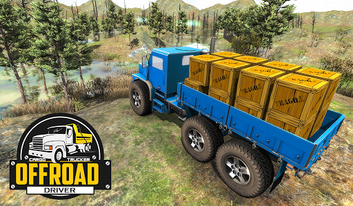 Offroad Driver Cargo Trucker v1.0.2 screenshots 6